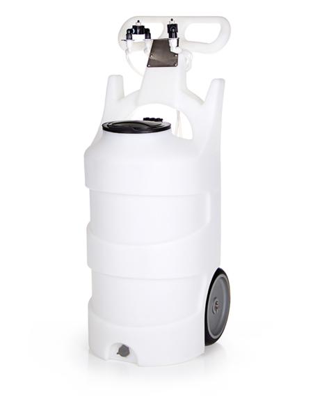 10 gallon fog / mist unit with 2 nozzles