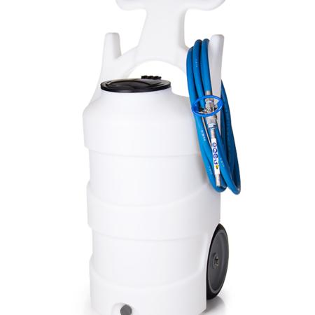 10 gallon foam unit