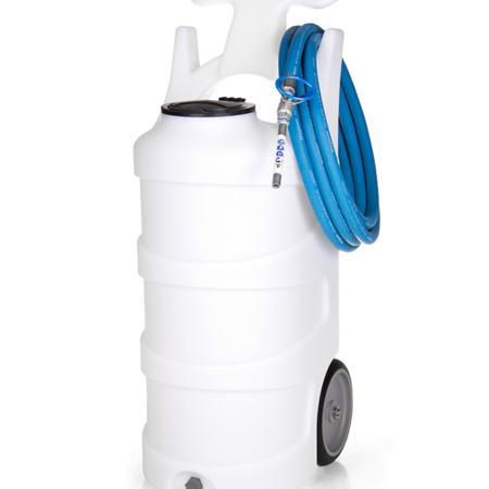 20 gallon foam unit