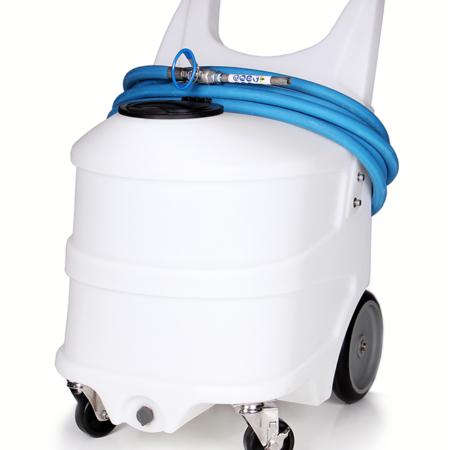 30 gallon foam unit