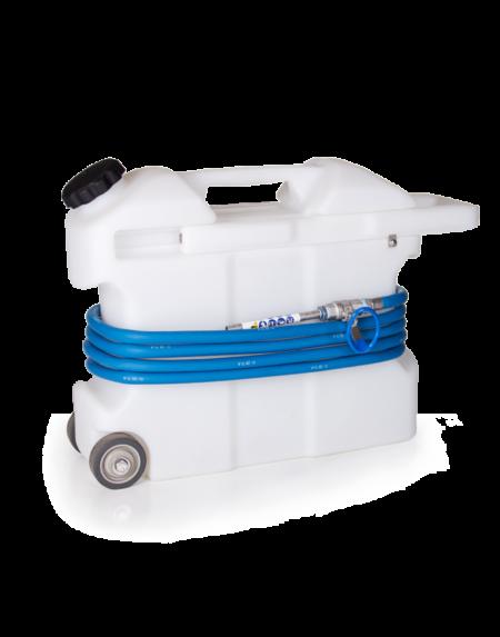 5 gallon foam unit